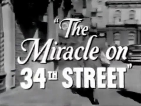 Original Miracle on 34th Street
