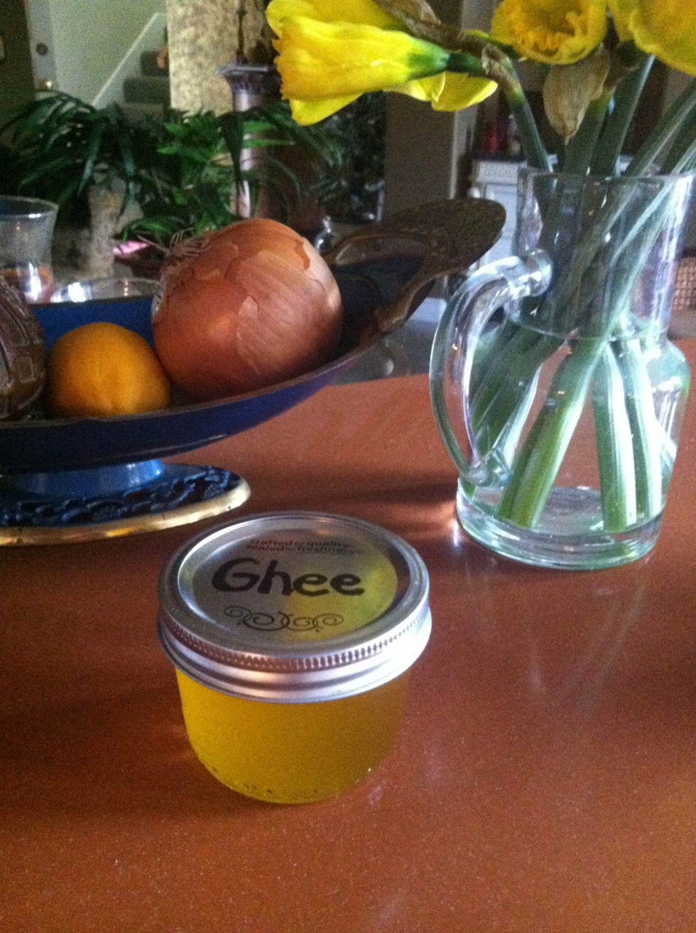 Ghee Recipe
