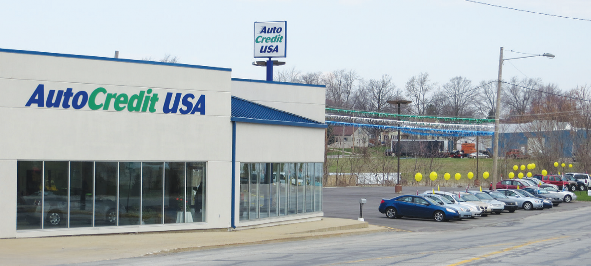 Auto Credit USA Columbia City