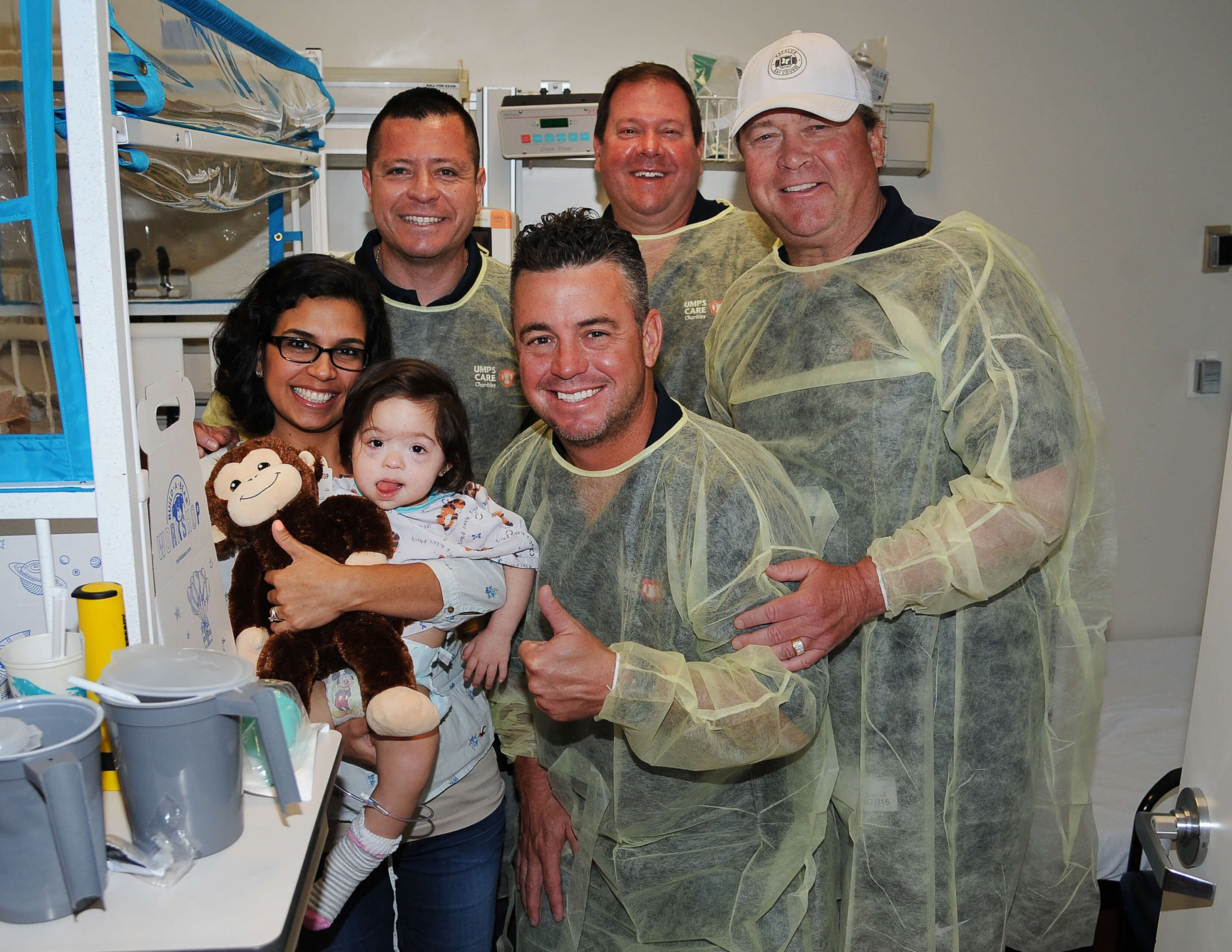 BLUE for Kids at Children's Hospital of Orange County
