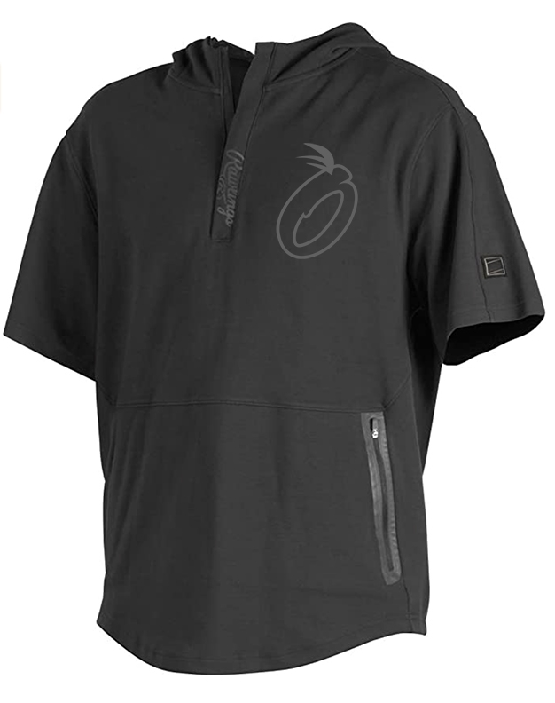 Rawlings 2021 Gold Collection Series Half-Zip Short Sleeve (2 Color Choices)