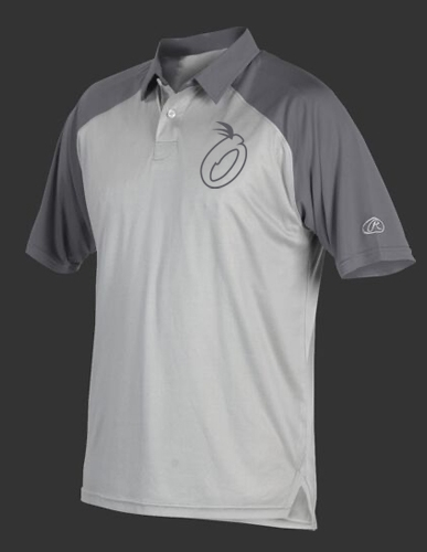 Indiana Orange Team Polo by Rawlings