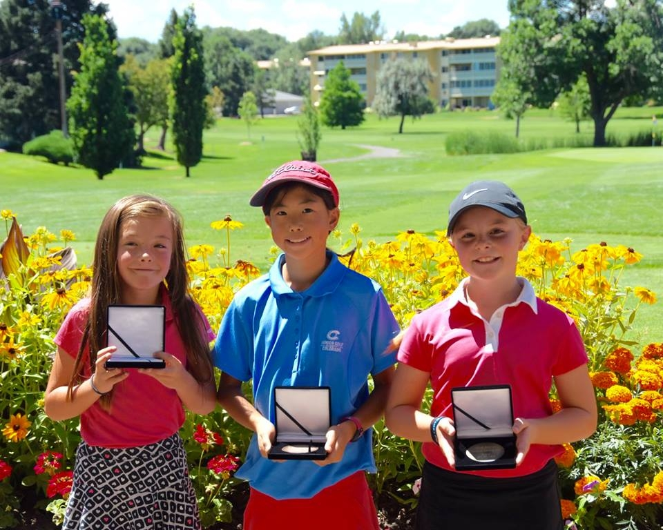 10 & Under Players Go Low at Emerald Greens