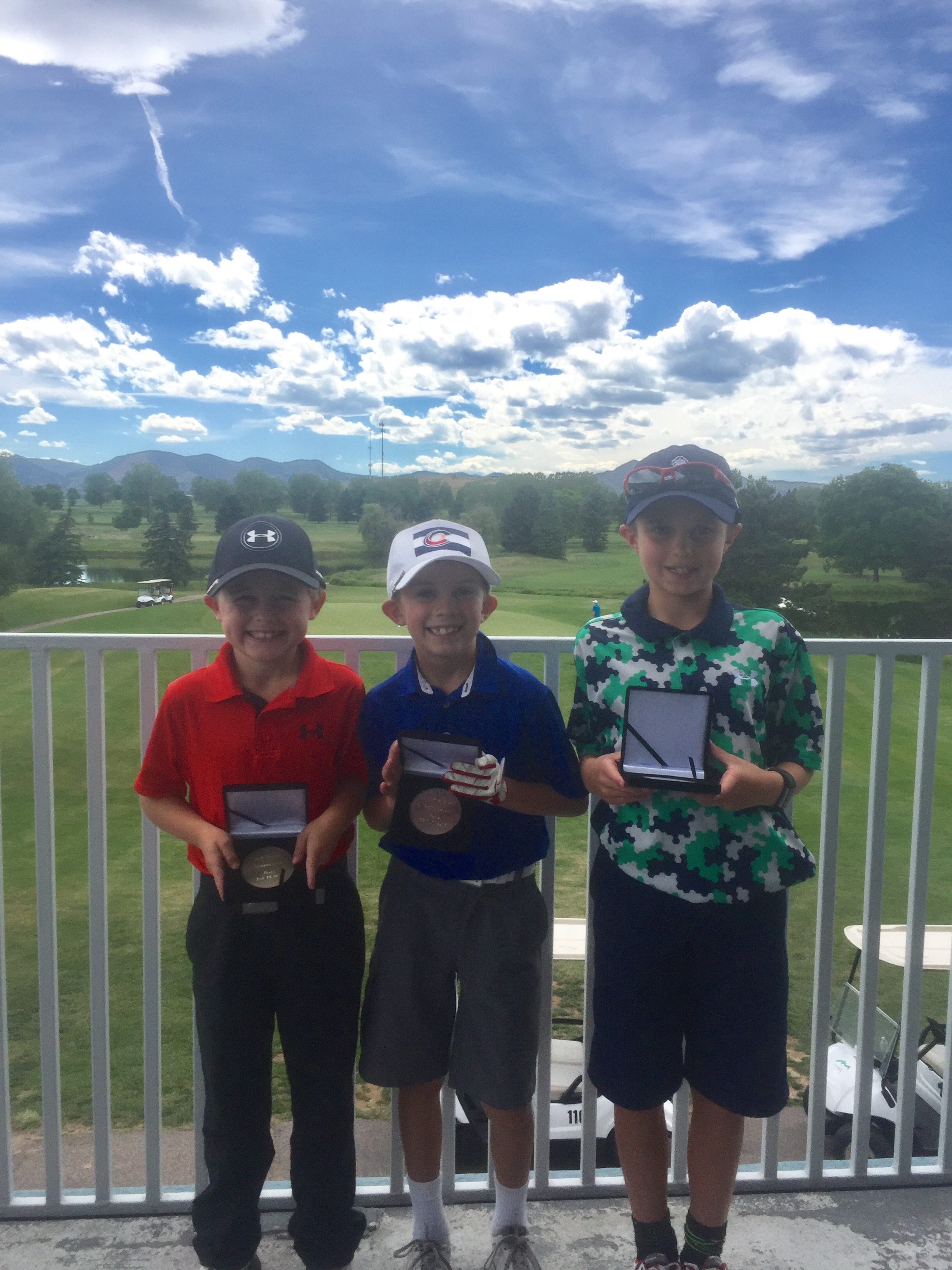 10 & Under Series at Foothills Golf Course