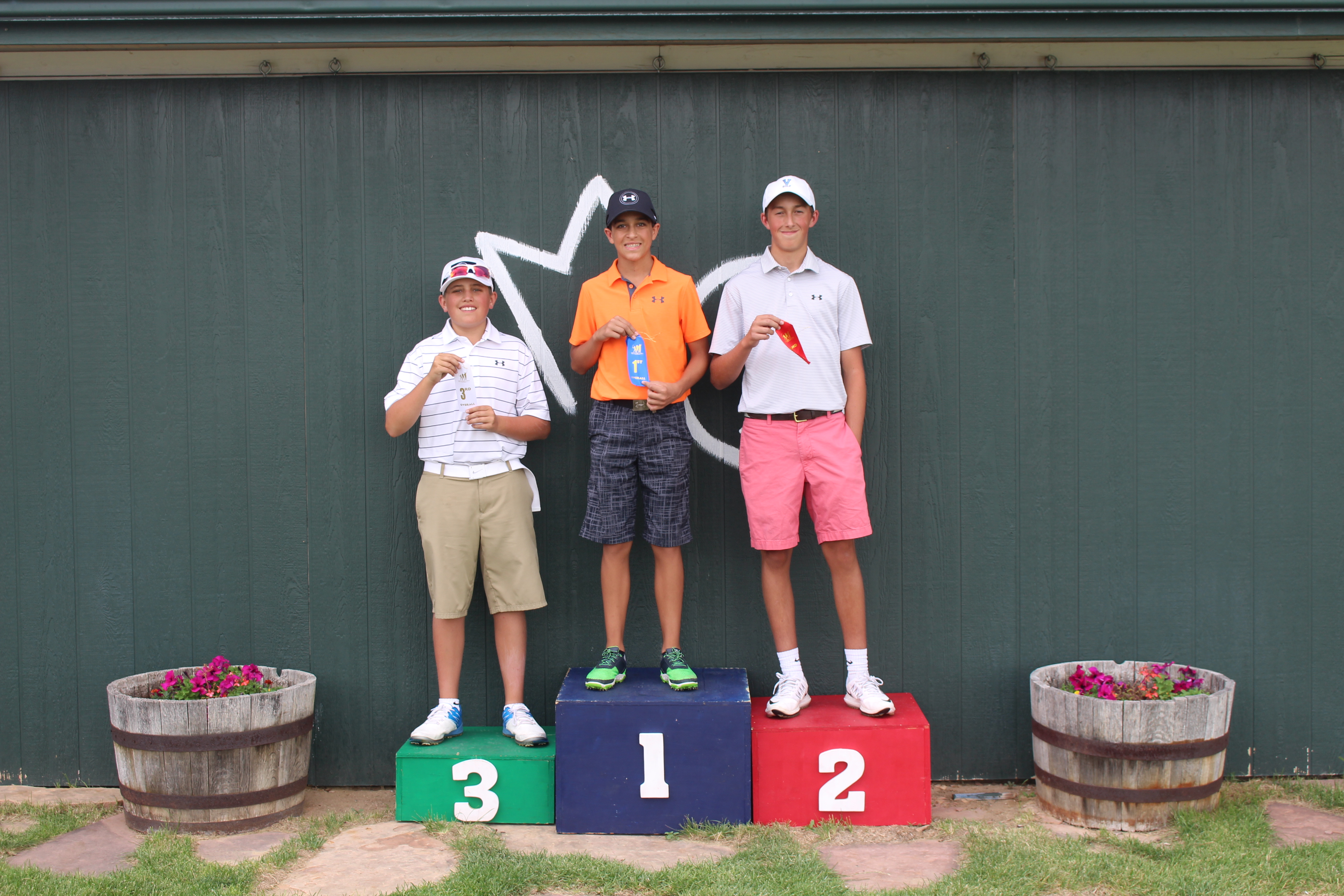 High Point Totals Dominate at Murphy Creek GC