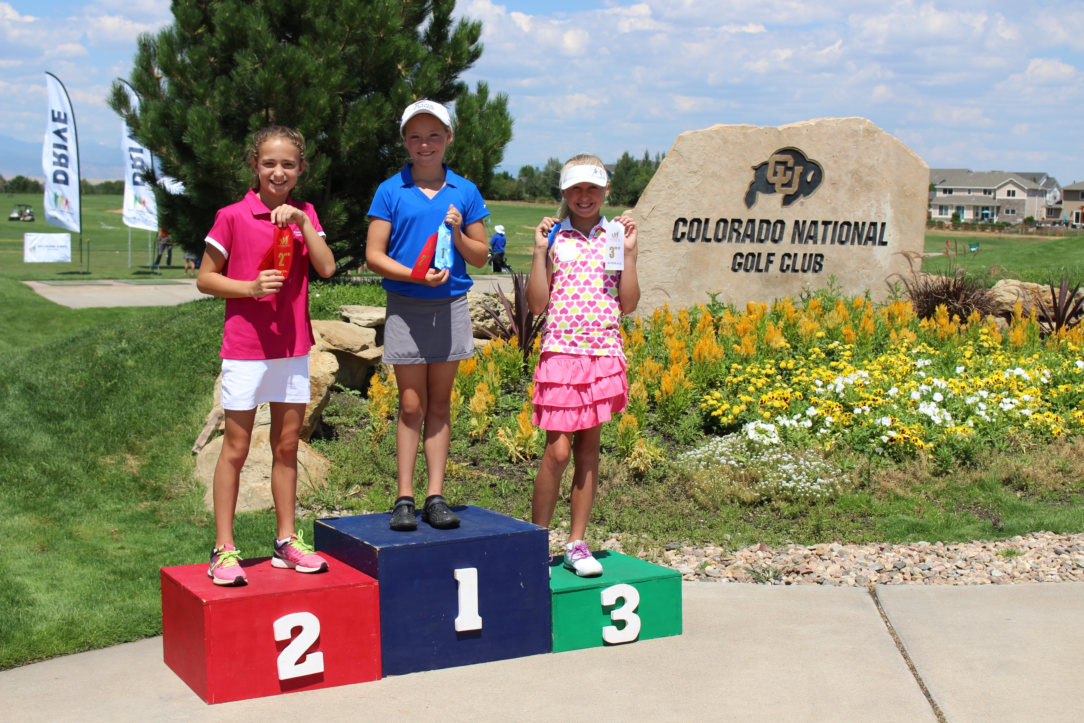 Colorado National Golf Club Hosts Drive Chip and Putt Qualifier