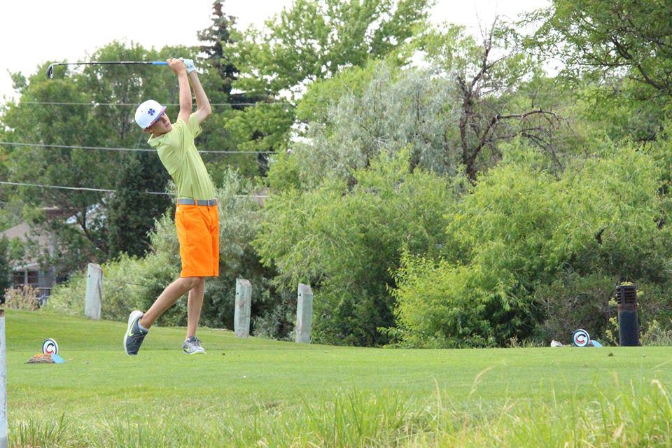 Dino Captures Win with Personal Best