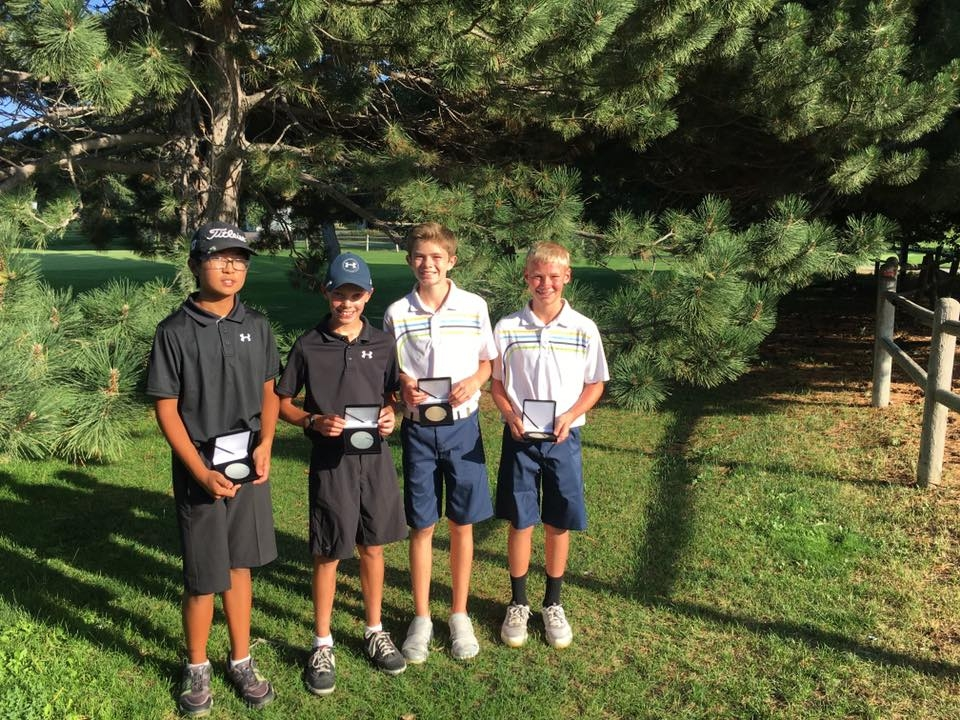11-13 Team Series Takes Place at Kennedy Golf Course
