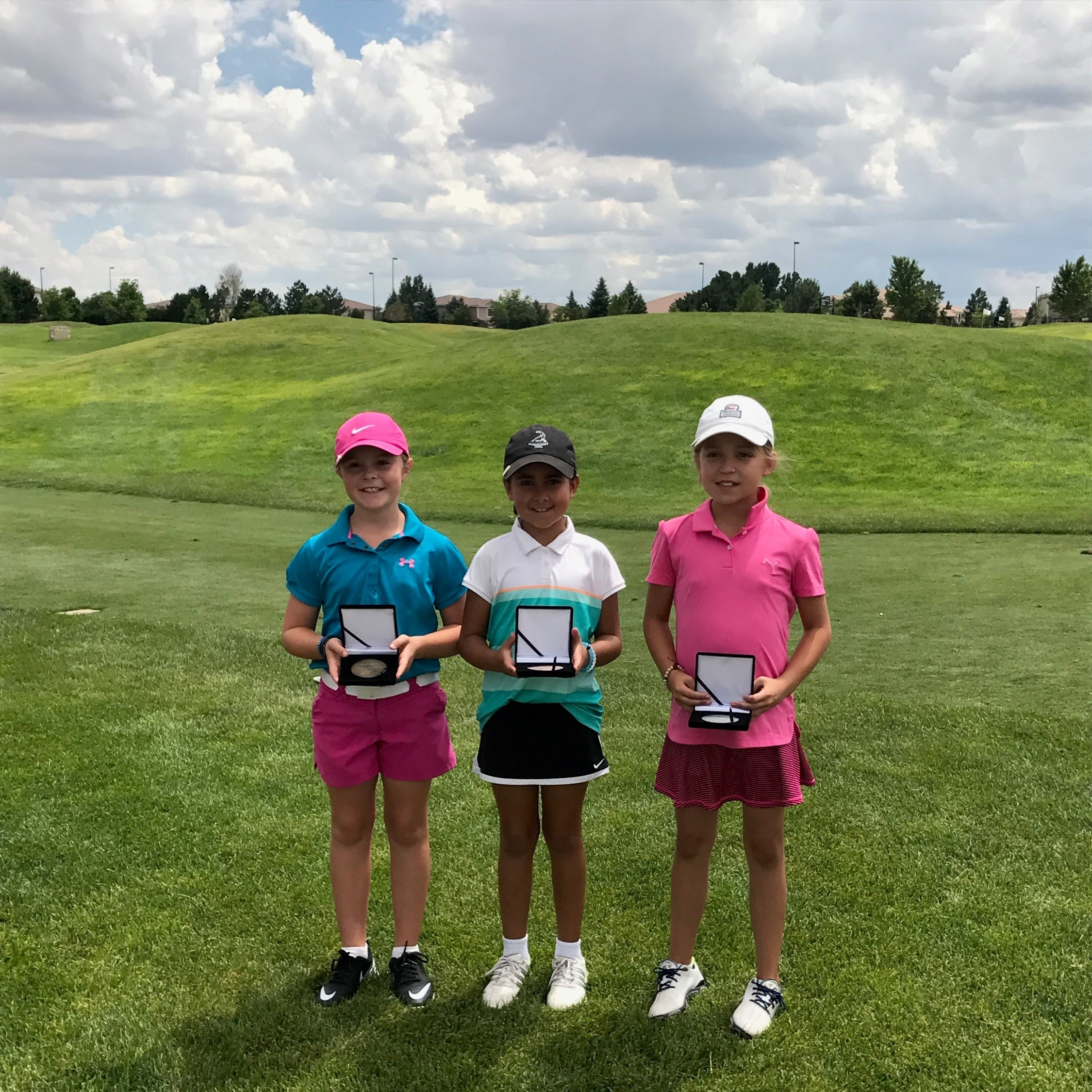 Green Valley Ranch - 10 & Under Results