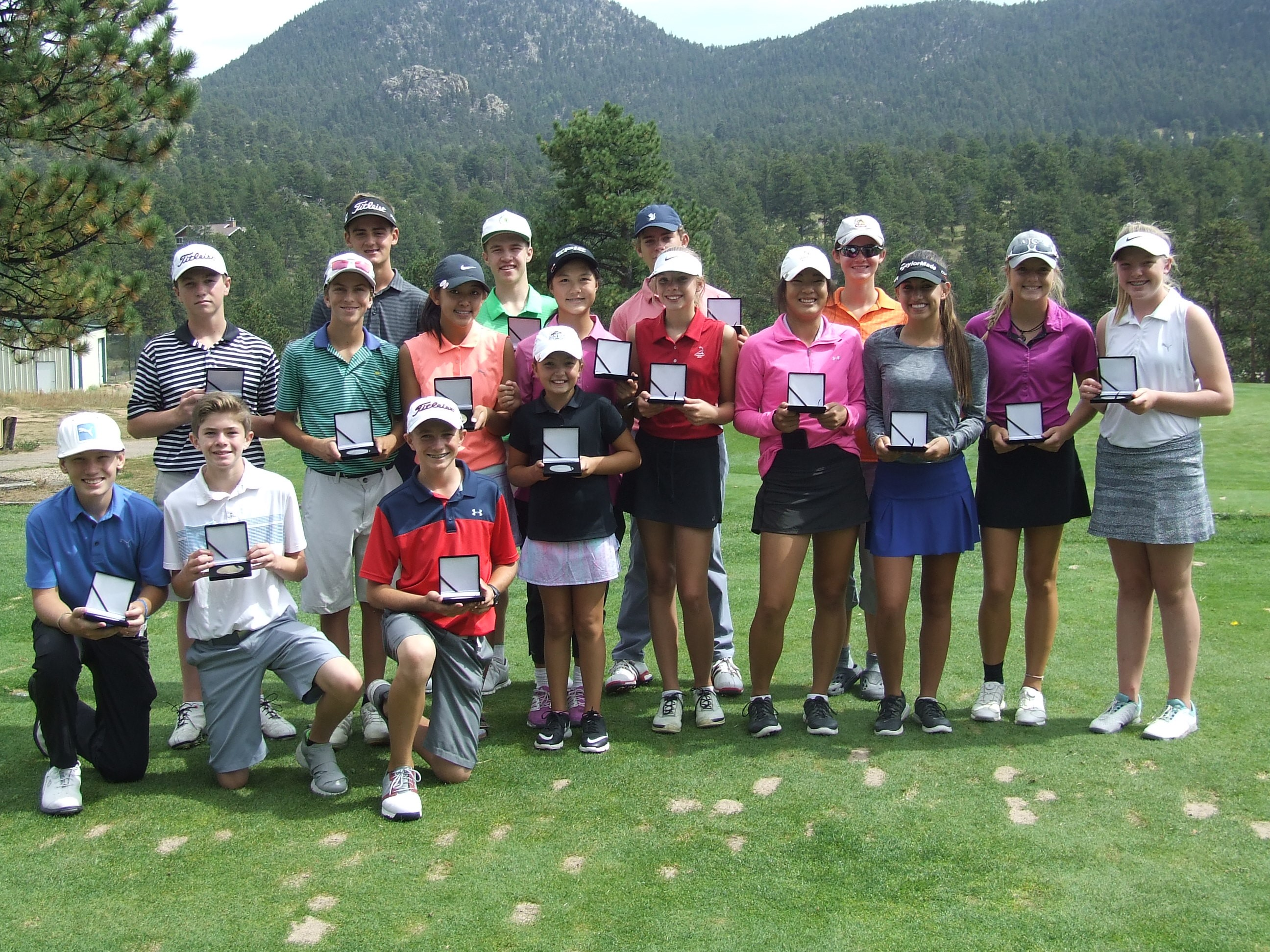 JGAC Fall Event in Estes Park - Final Results