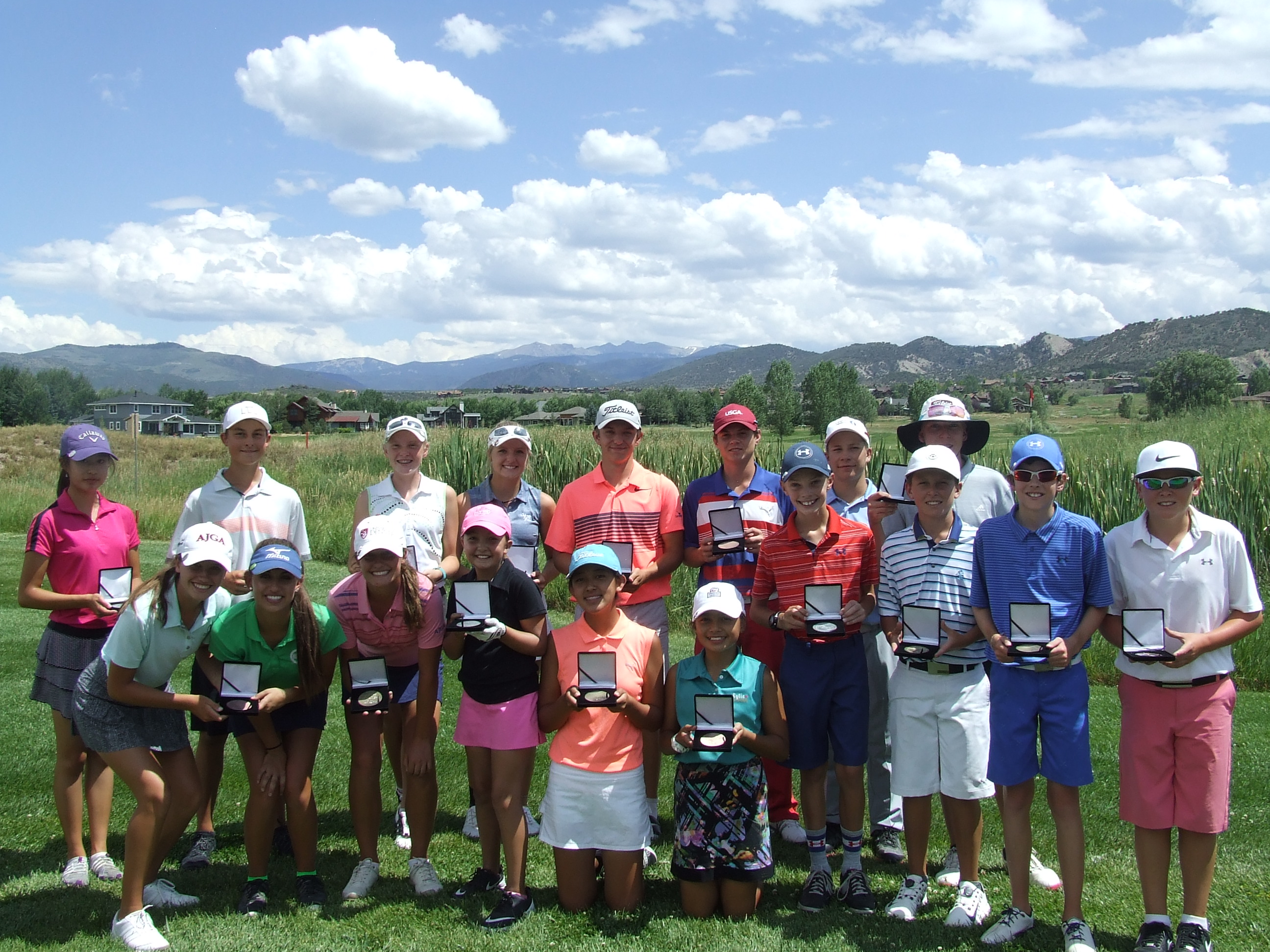 Champions Crowned at Mountain Two-Day