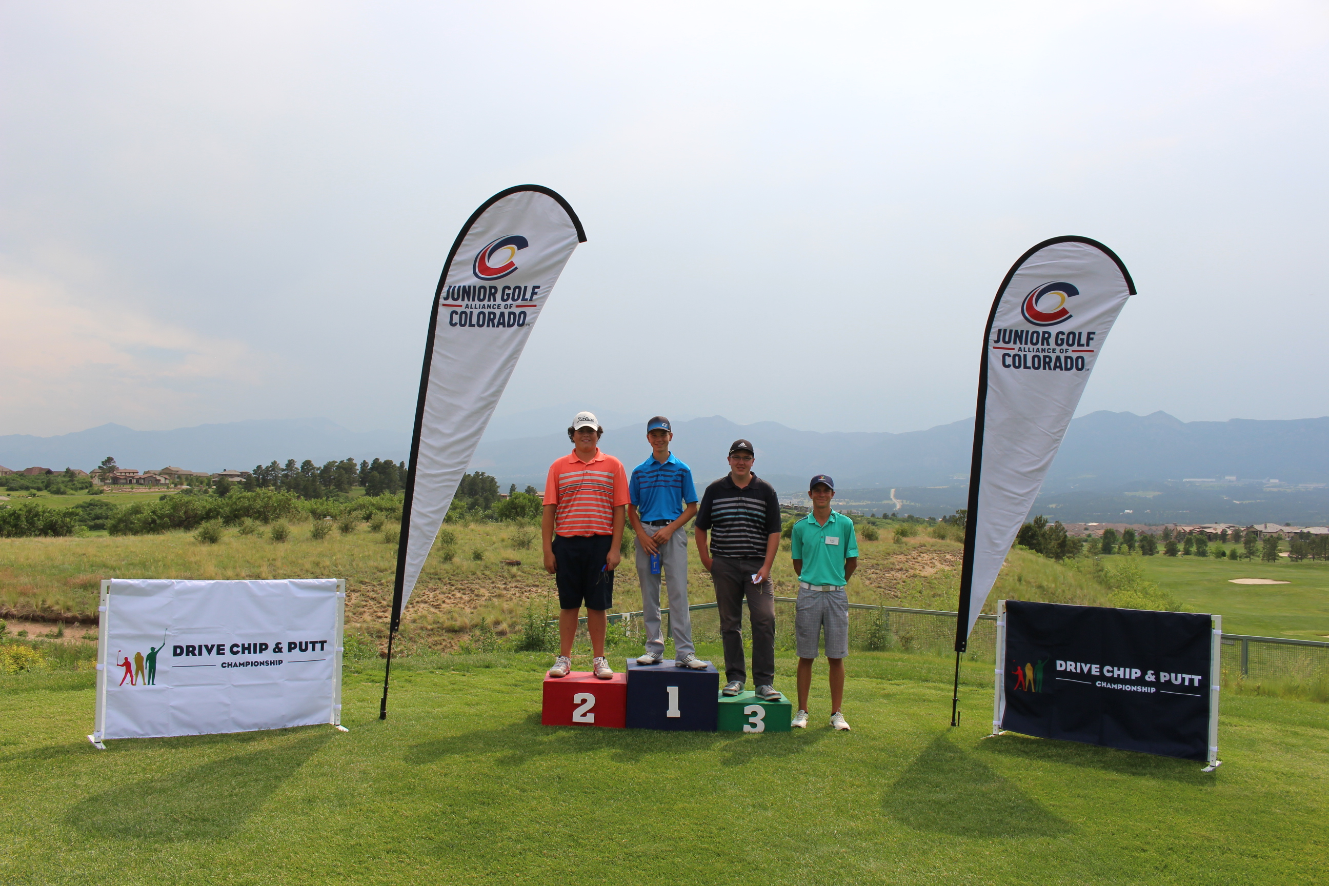 Drive, Chip and Putt Makes Southern Swing Through Pikes Peak Region