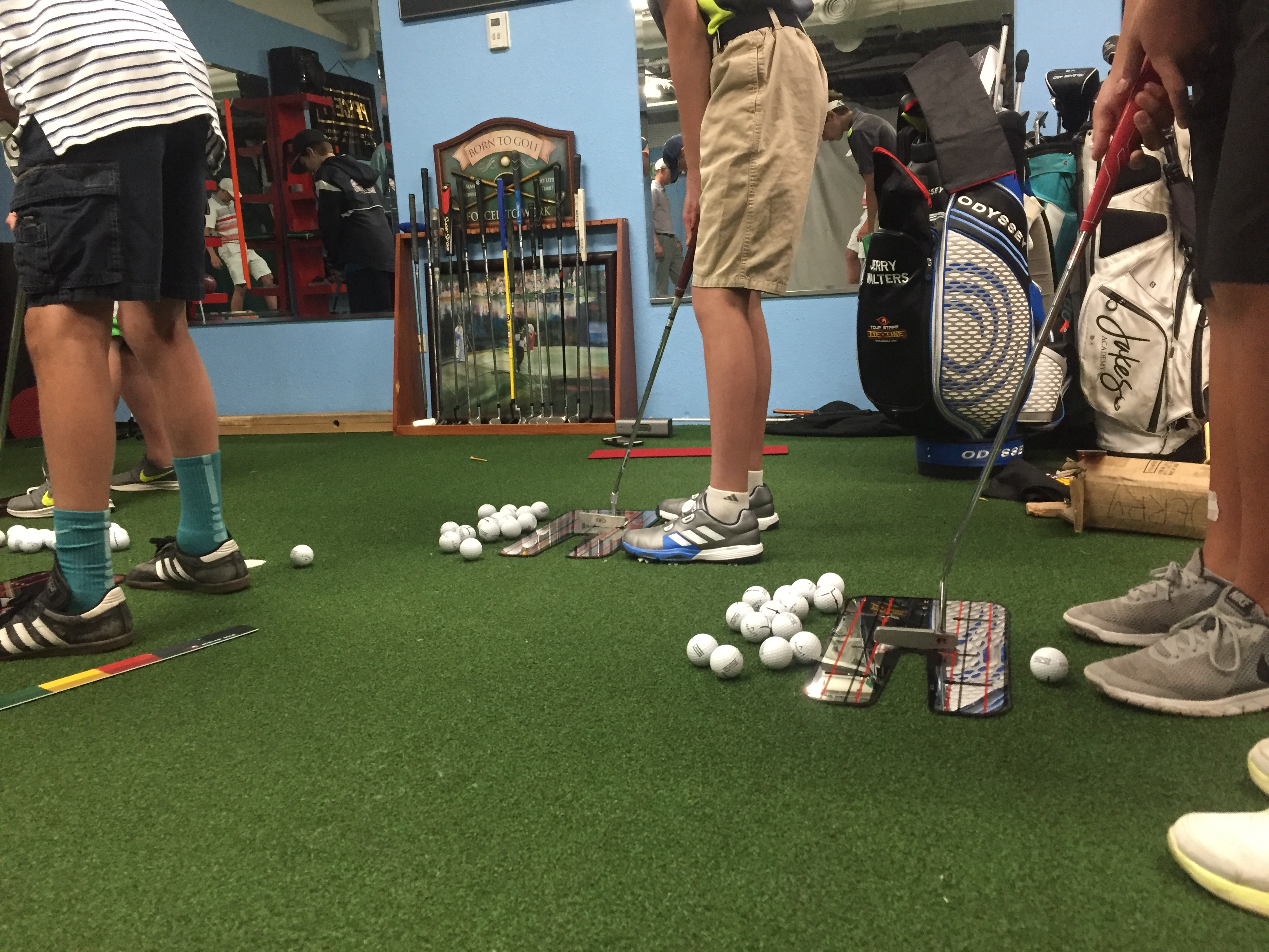 Off-Season Education - Focus on the Short Game