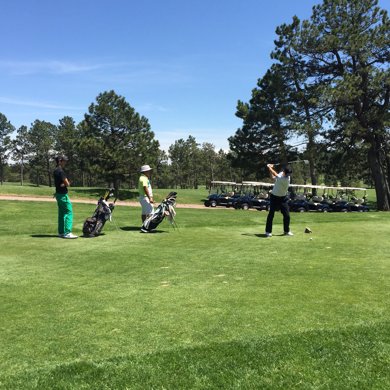 Colorado Junior Amateur Qualifiers Complete