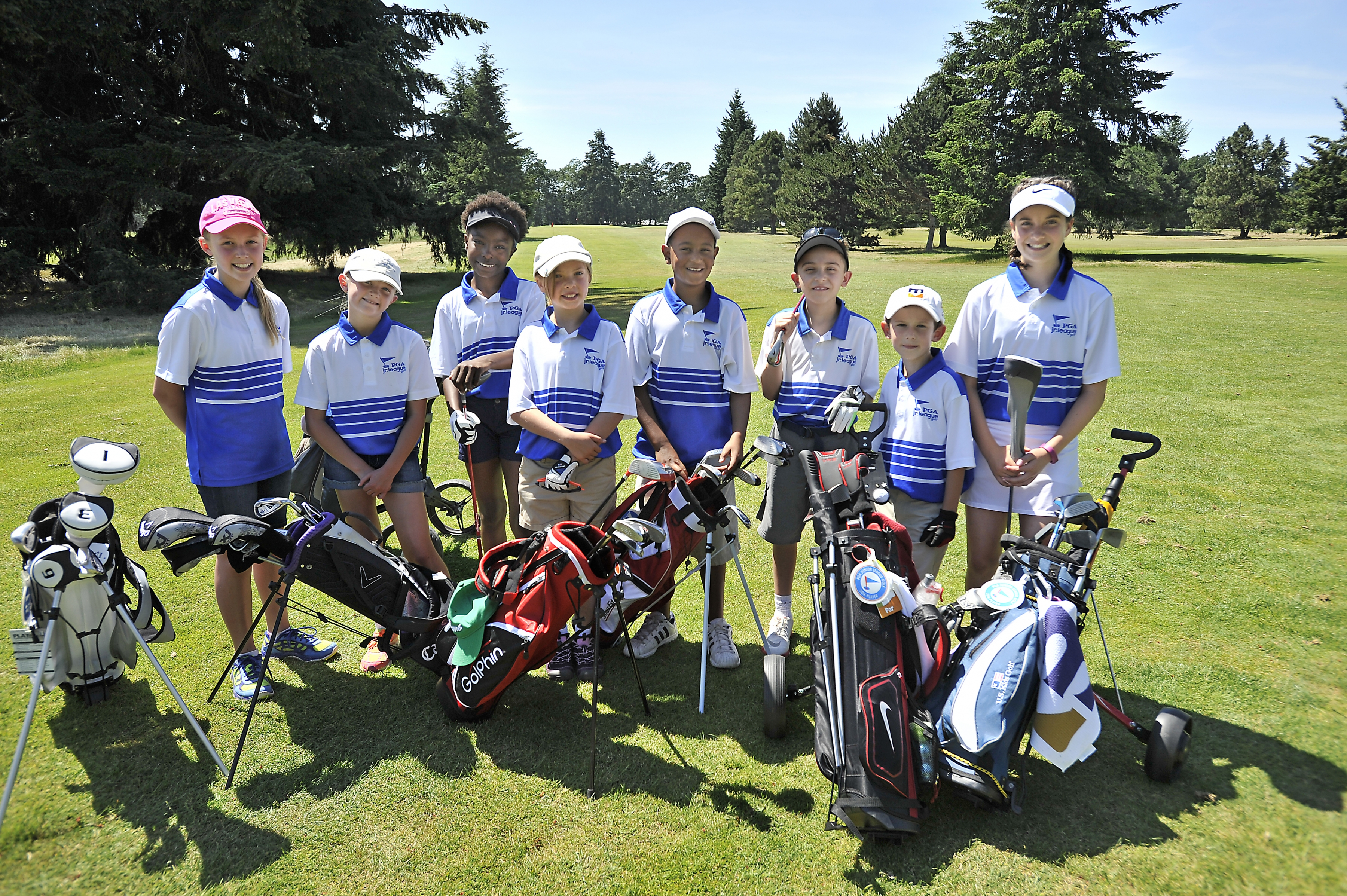 Find Your PGA Jr. League Team Today