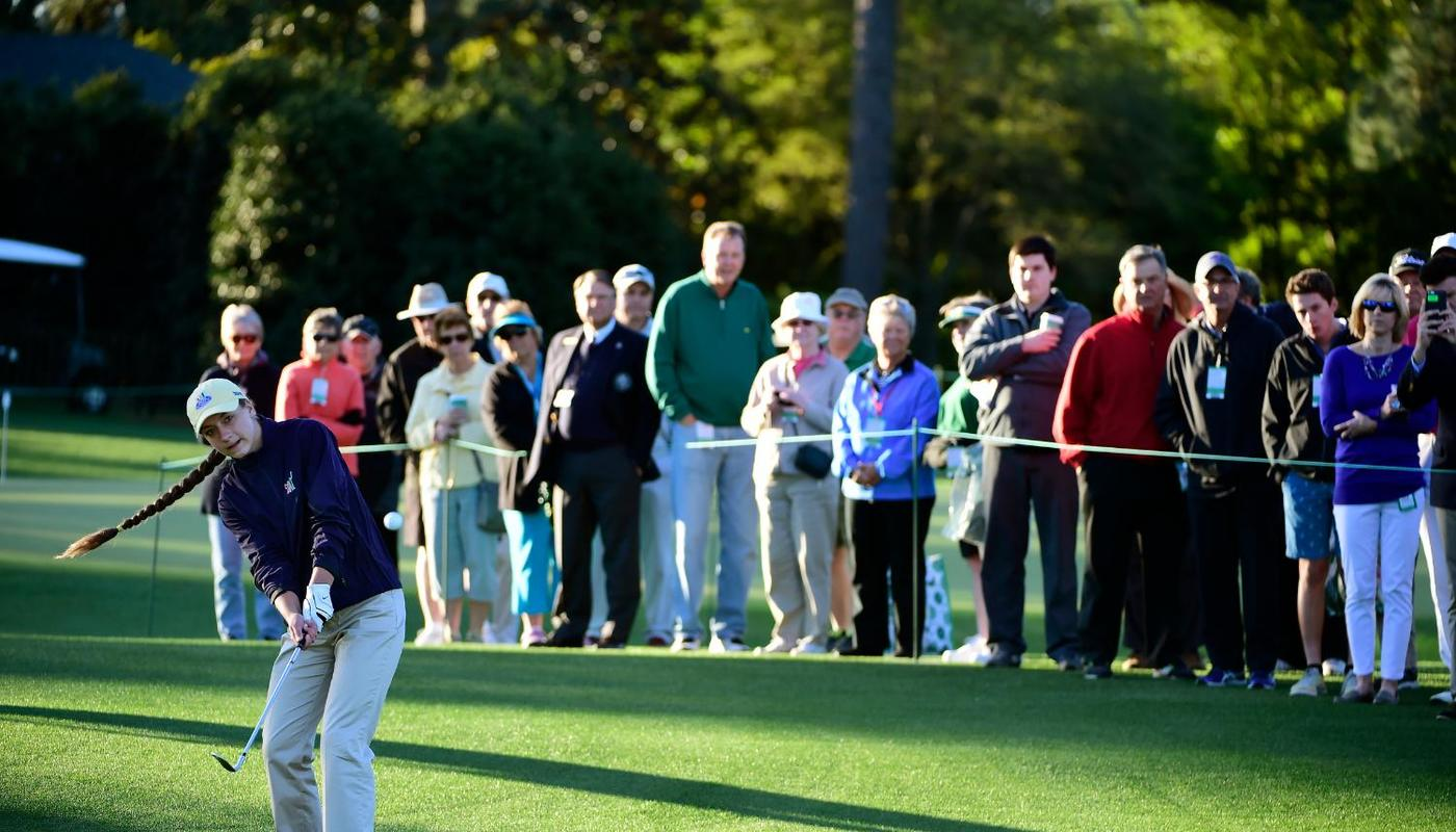 Coloradans in Drive, Chip & Putt National Finals Trujillo, Keating finish 6th, Chin 10th at Augusta