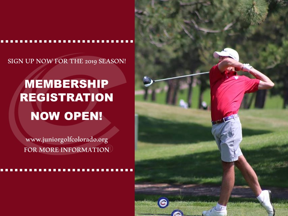 2019 Membership Registration - Now Open