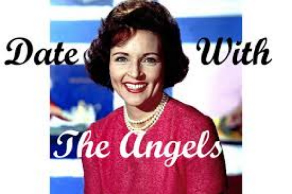 Betty White Date with Angels