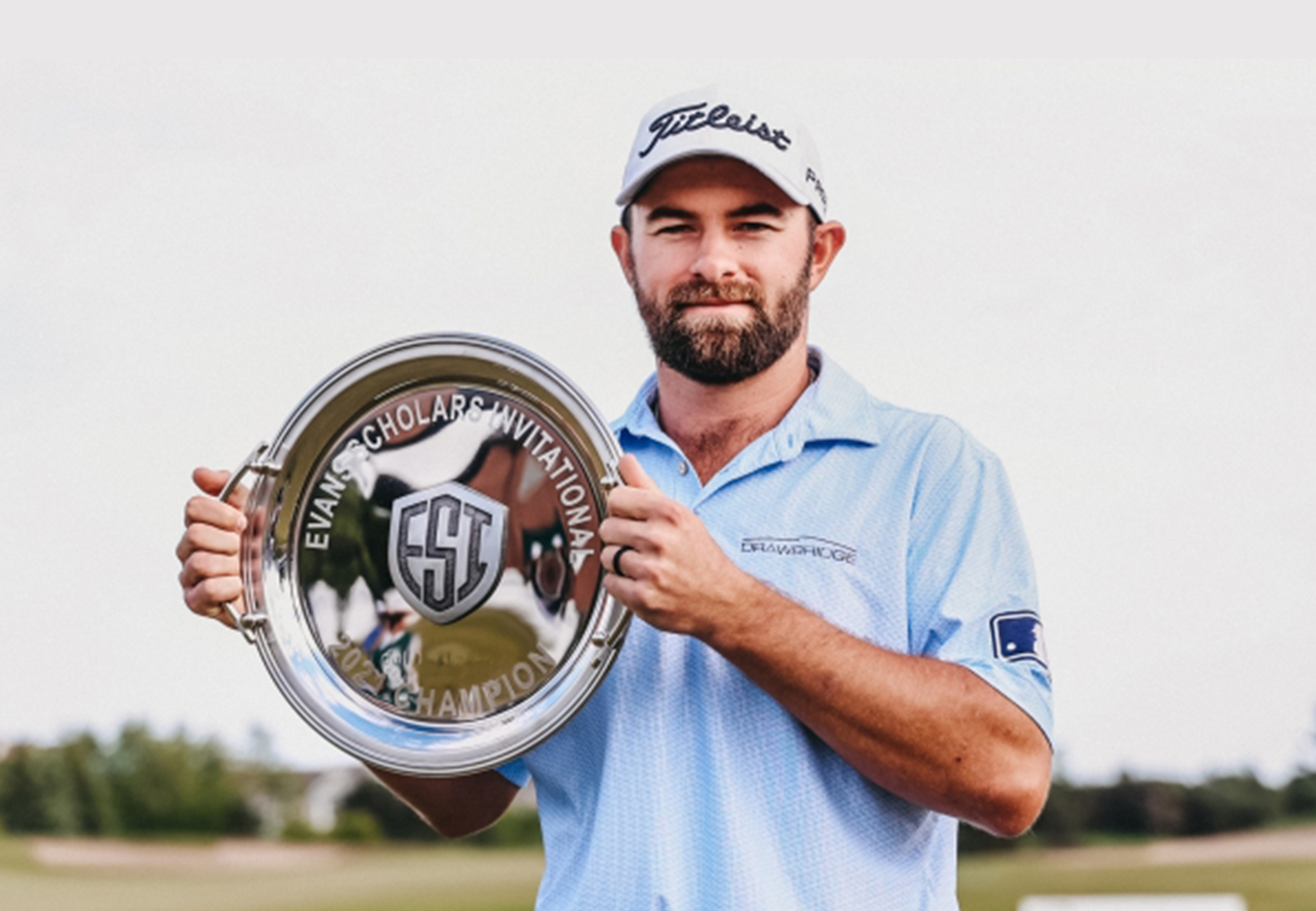 Young fired a 67 on Sunday to win by five shots. (Quinn Harris/Getty Images)