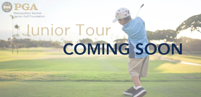 Junior Tour Schedule