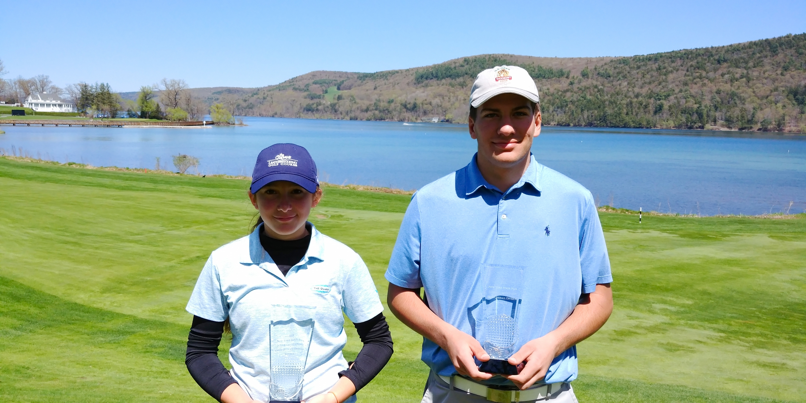 Junior Tour member Alexsandra Lapple wins Girls NY PGA Championship