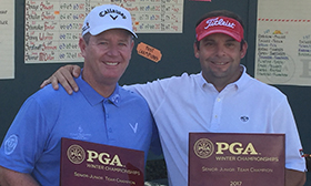 Brown-Dobyns Shoot 62, Win Senior-Junior Team Championship by Three
