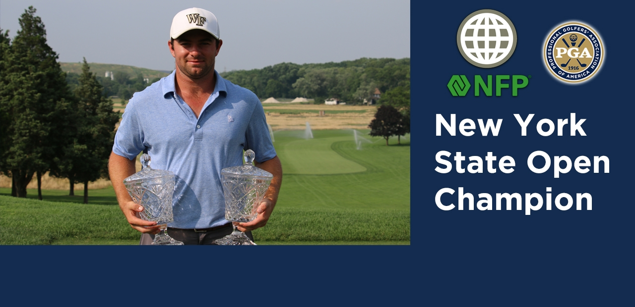 Cameron Young Wins NYSOpen