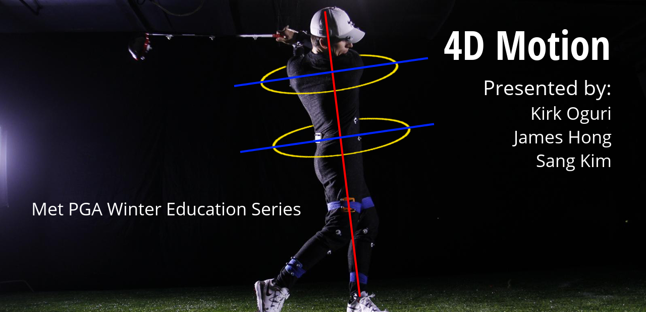 Winter Education: 4D Motion