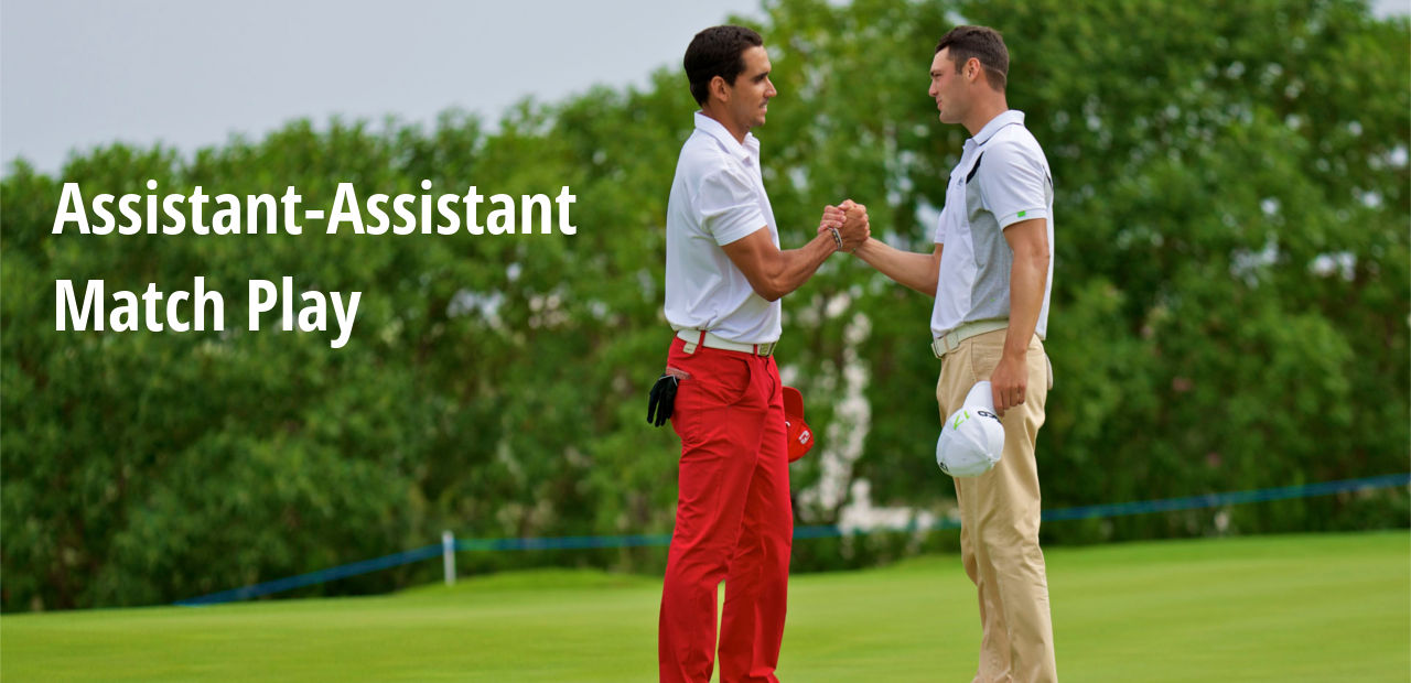 Assistant-Assistant Match Play Bracket