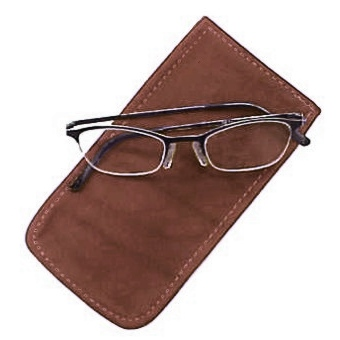 Basic Eyeglass Case-Wide