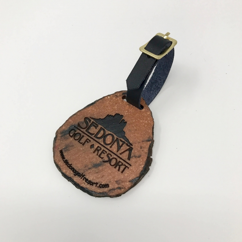 Granite Bag Tag