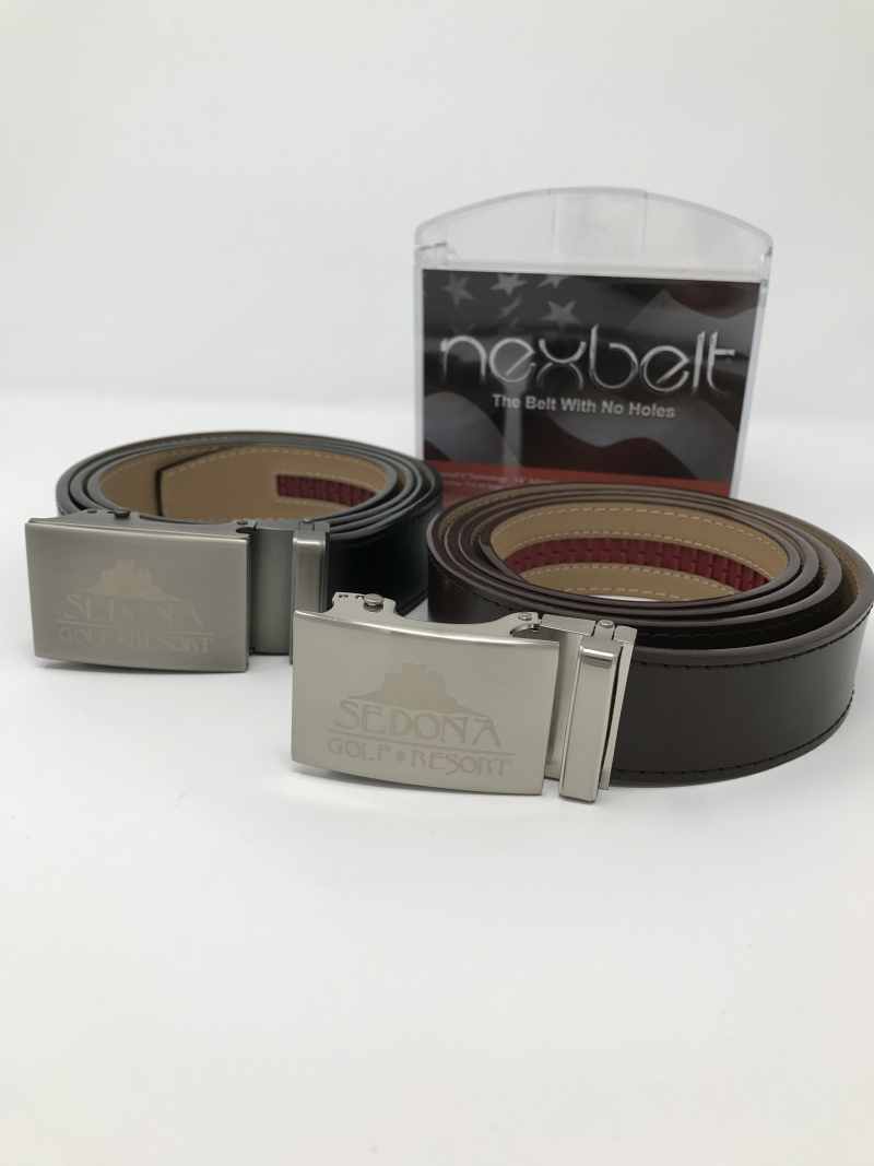 NexBelt Cut to Fit Belt with SGR Etched Buckle