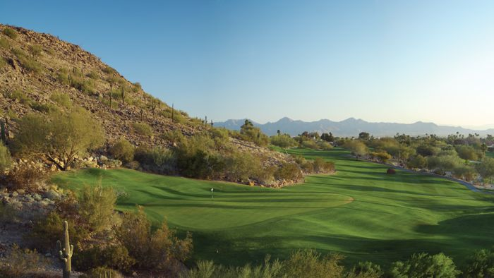 The Phoenician Golf Club - Scottsdale Golf Courses - Scottsdale Tee Times - Troon Golf