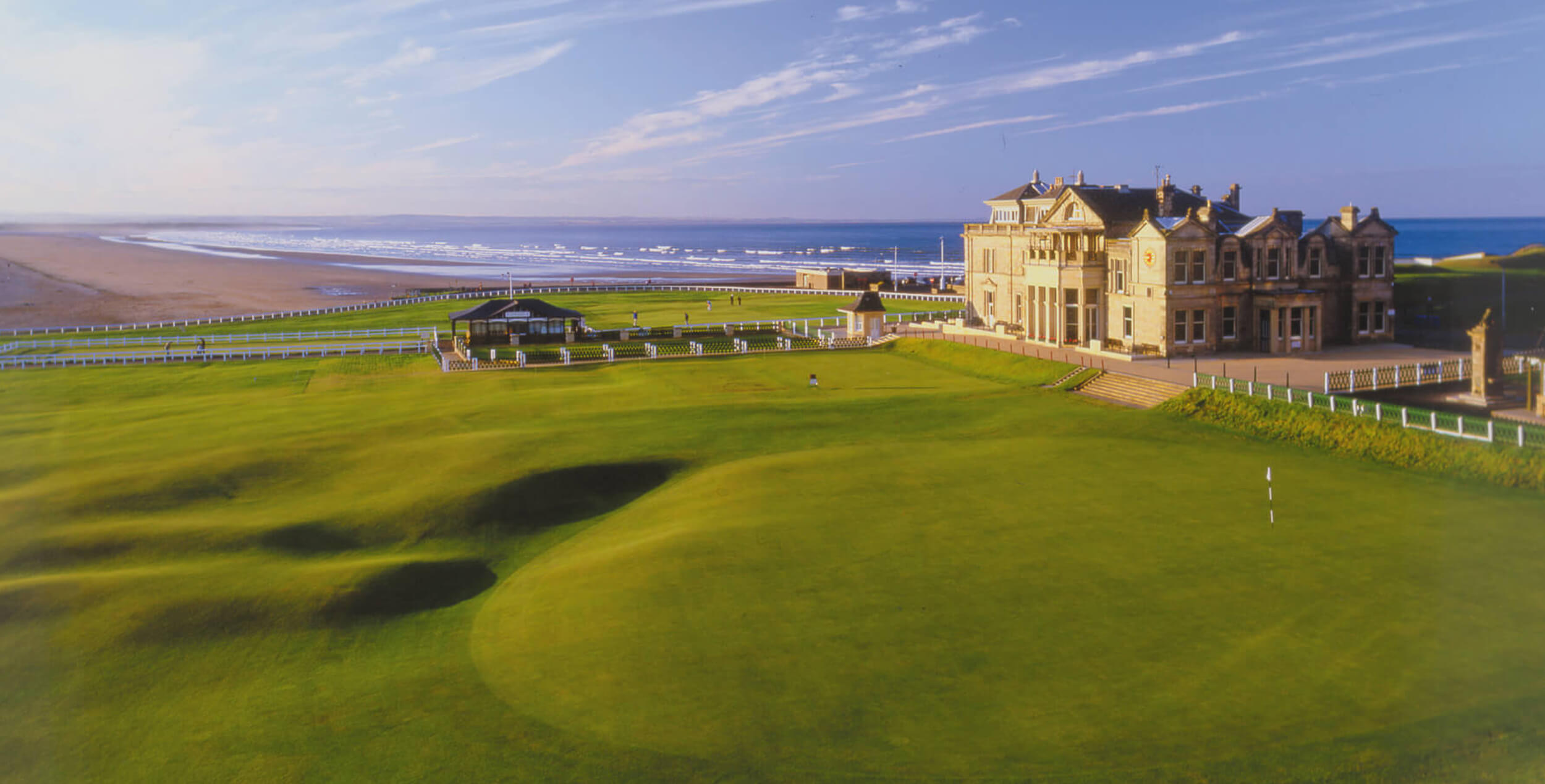 Old Course St Andrews Golf Vacations