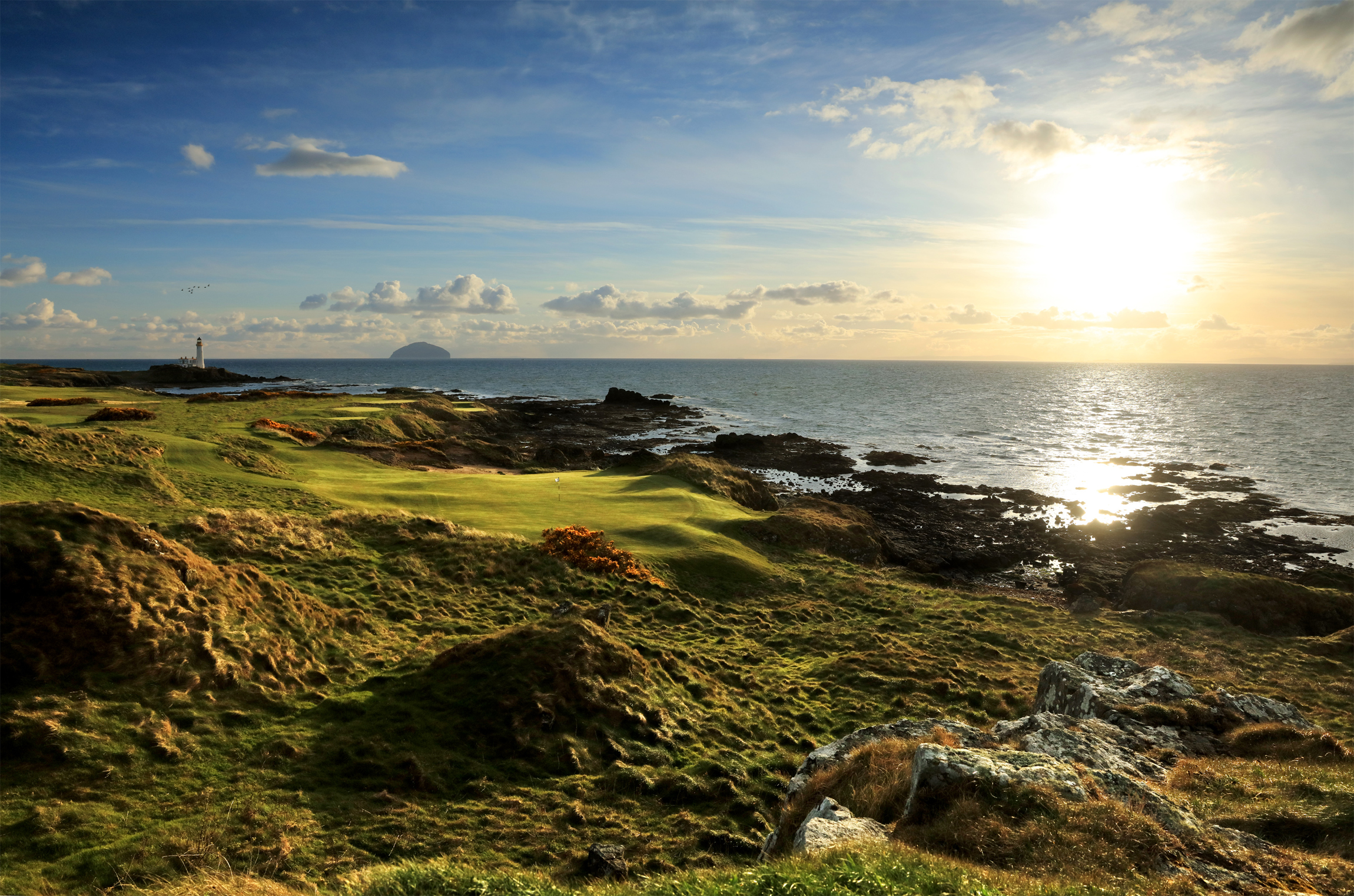 New Turnberry, same beauty