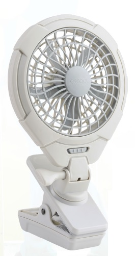 Healthcare 5-Inch Clip Fan