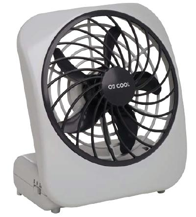 5-inch Battery Operated Fan