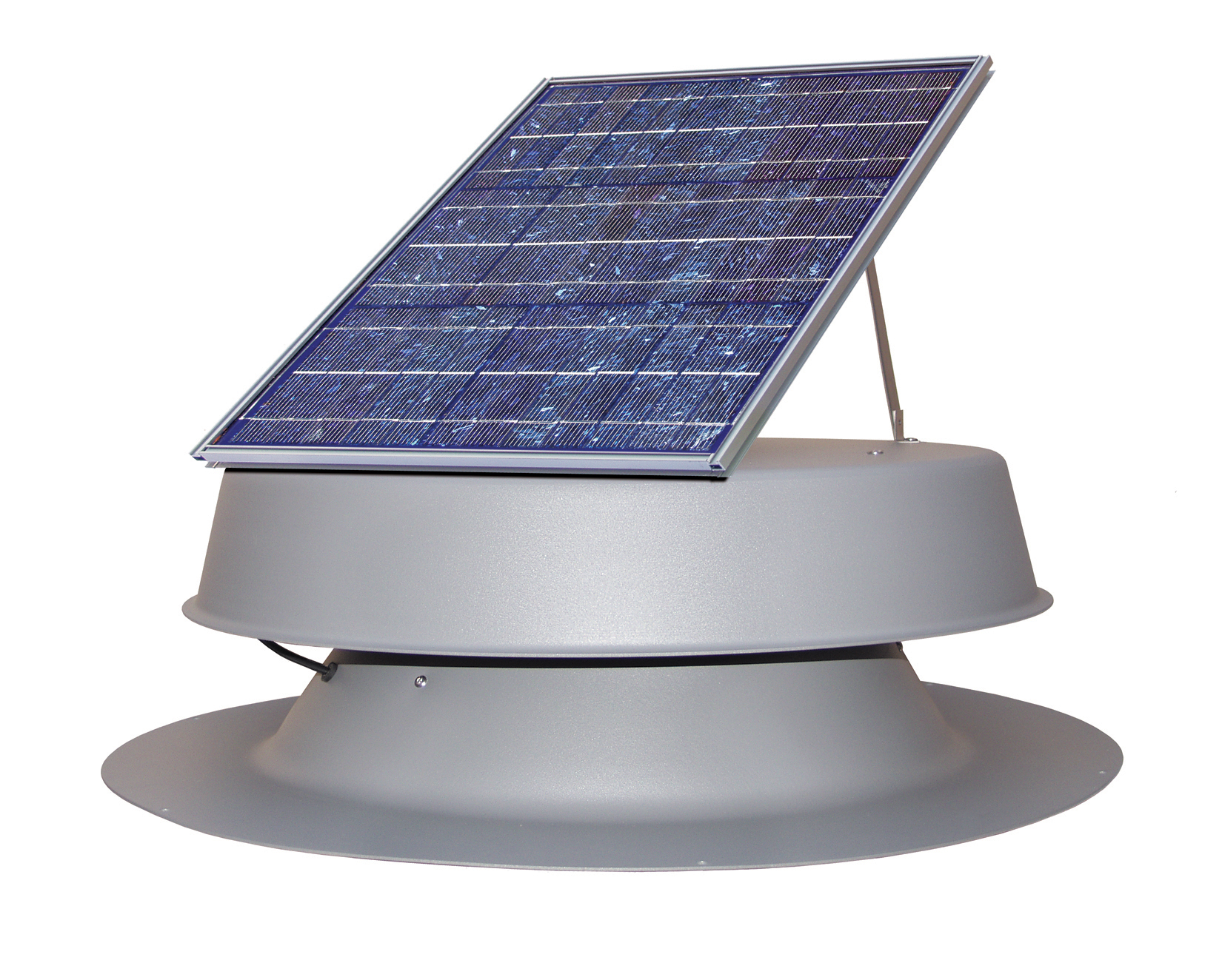 Solar Panel Adjusts to Best Collection Angle
