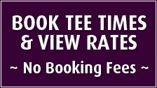 Book Tee Times & View Rates