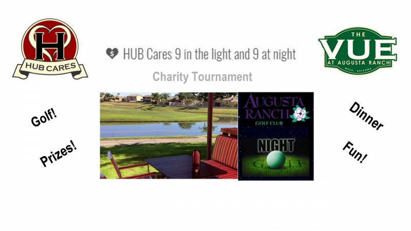 HUB Cares - July 29th, 2017 - Sign Up NOW!!!