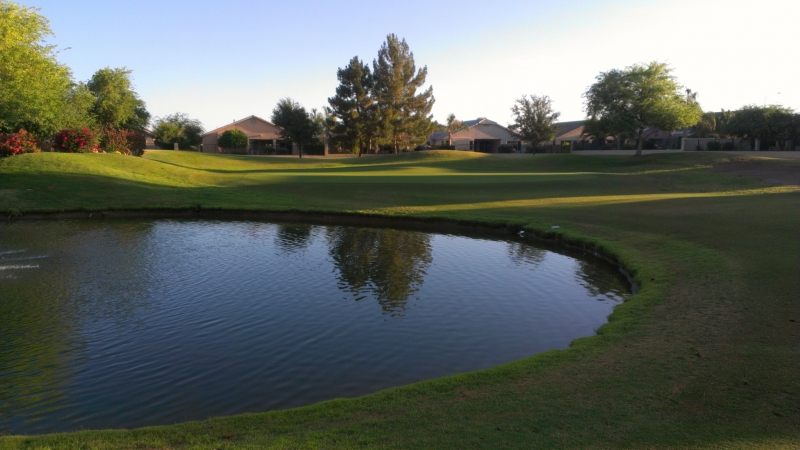 Tranquility on Hole #10