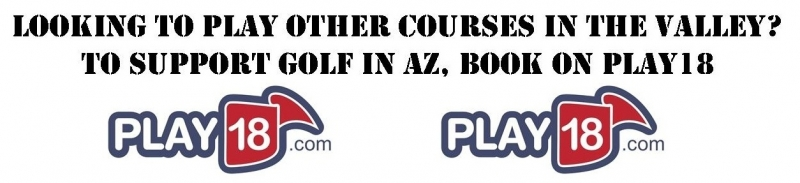Play18 is the ONLY website that supports Arizona!