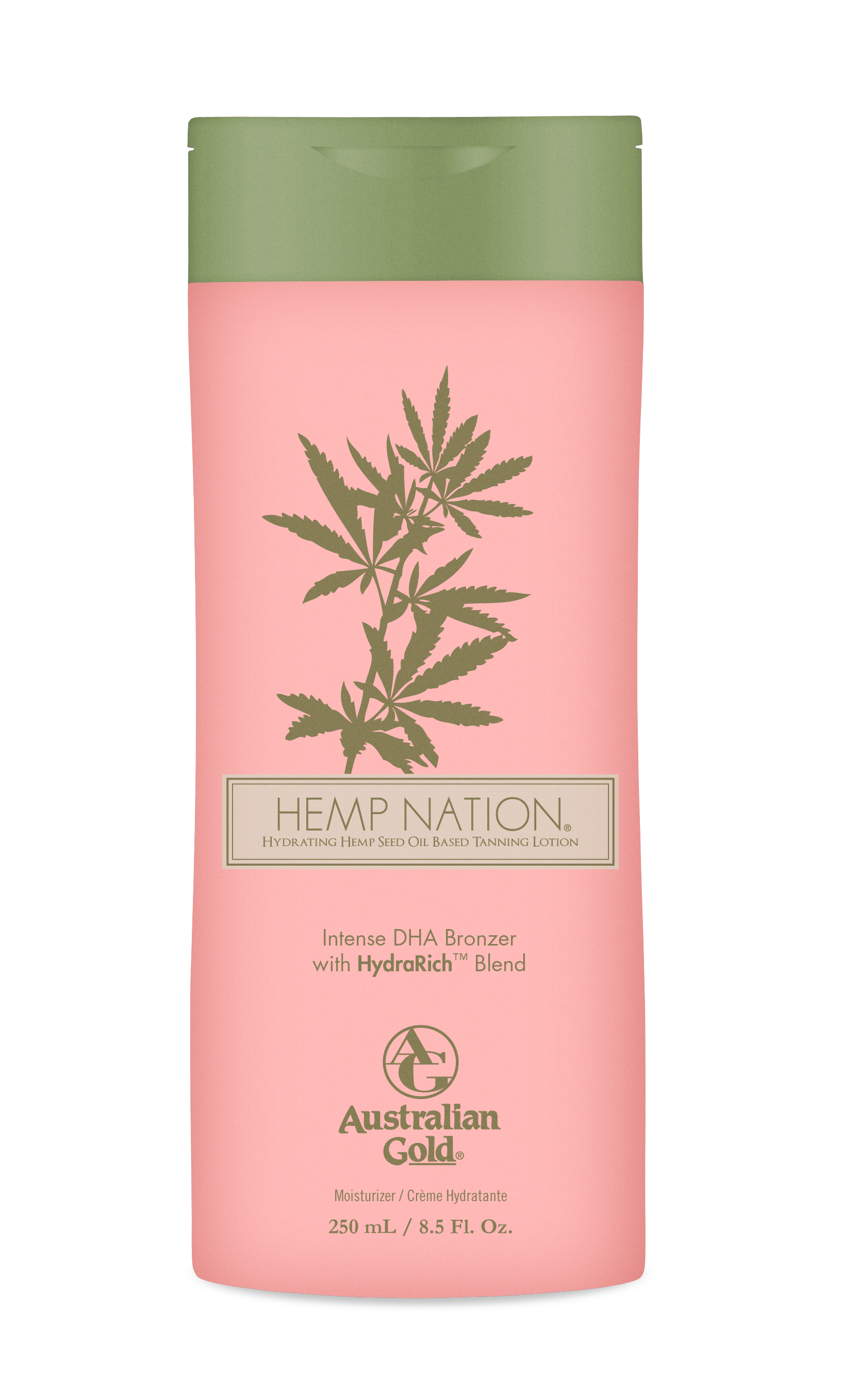 Hemp Nation® DHA Bronzer