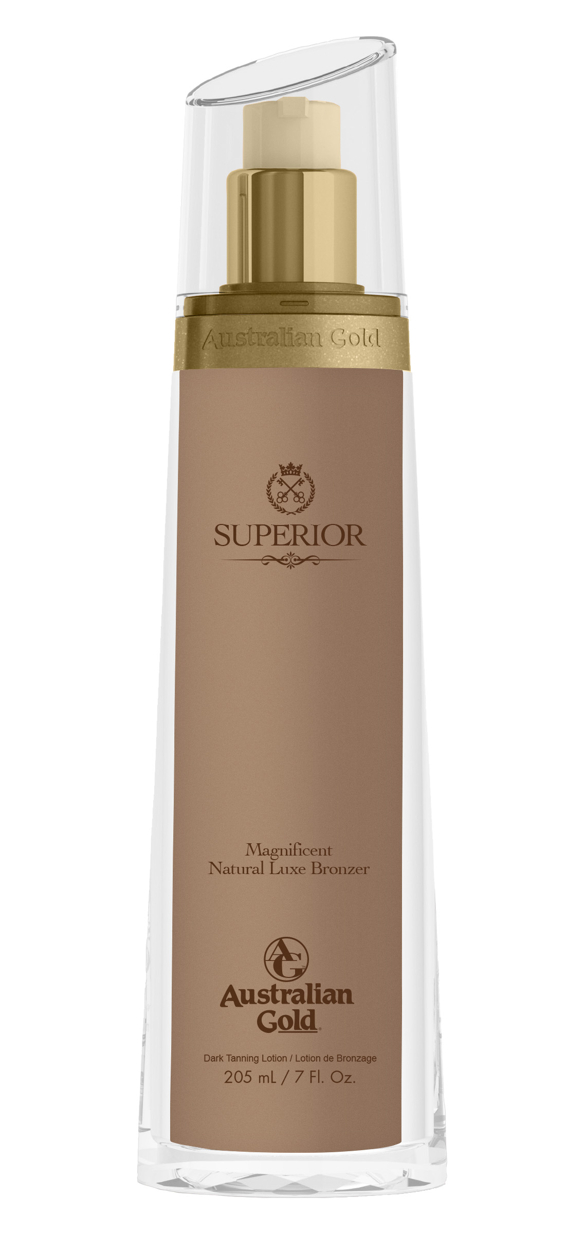 "Superiorâ""¢ Natural Bronzer"