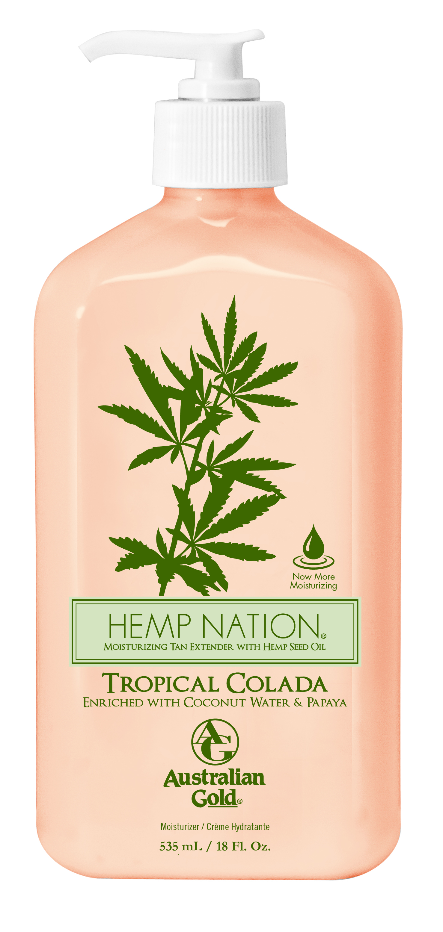 Hemp Nation® Tropical Colada