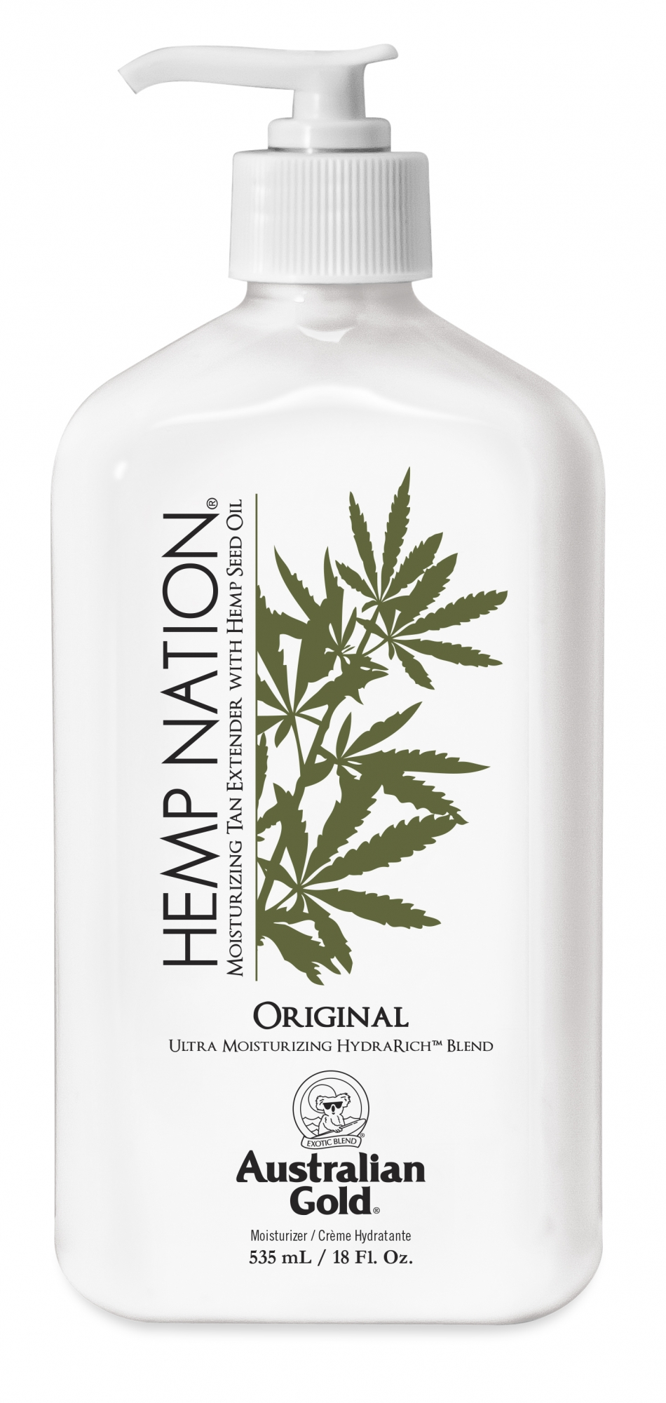 Hemp Nation® PomaBerry
