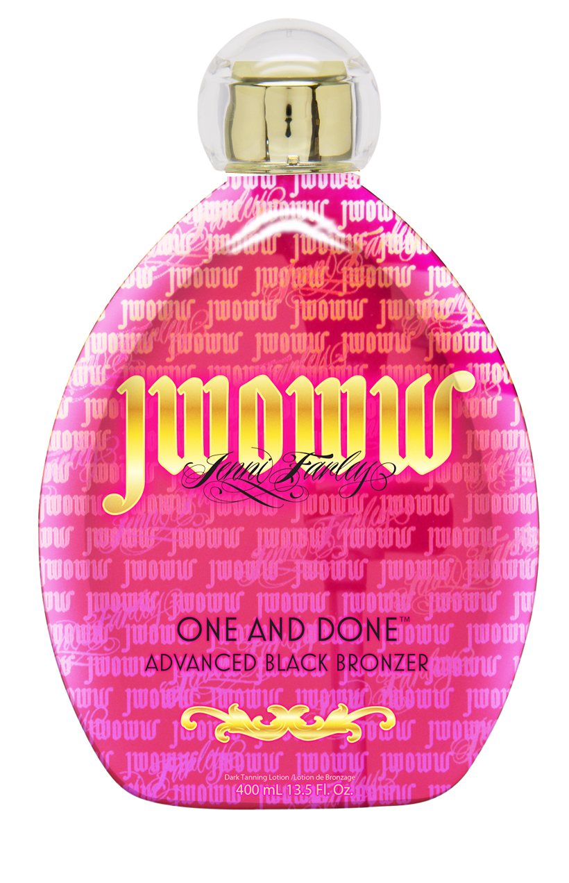 "One and Doneâ""¢ Black Bronzer"