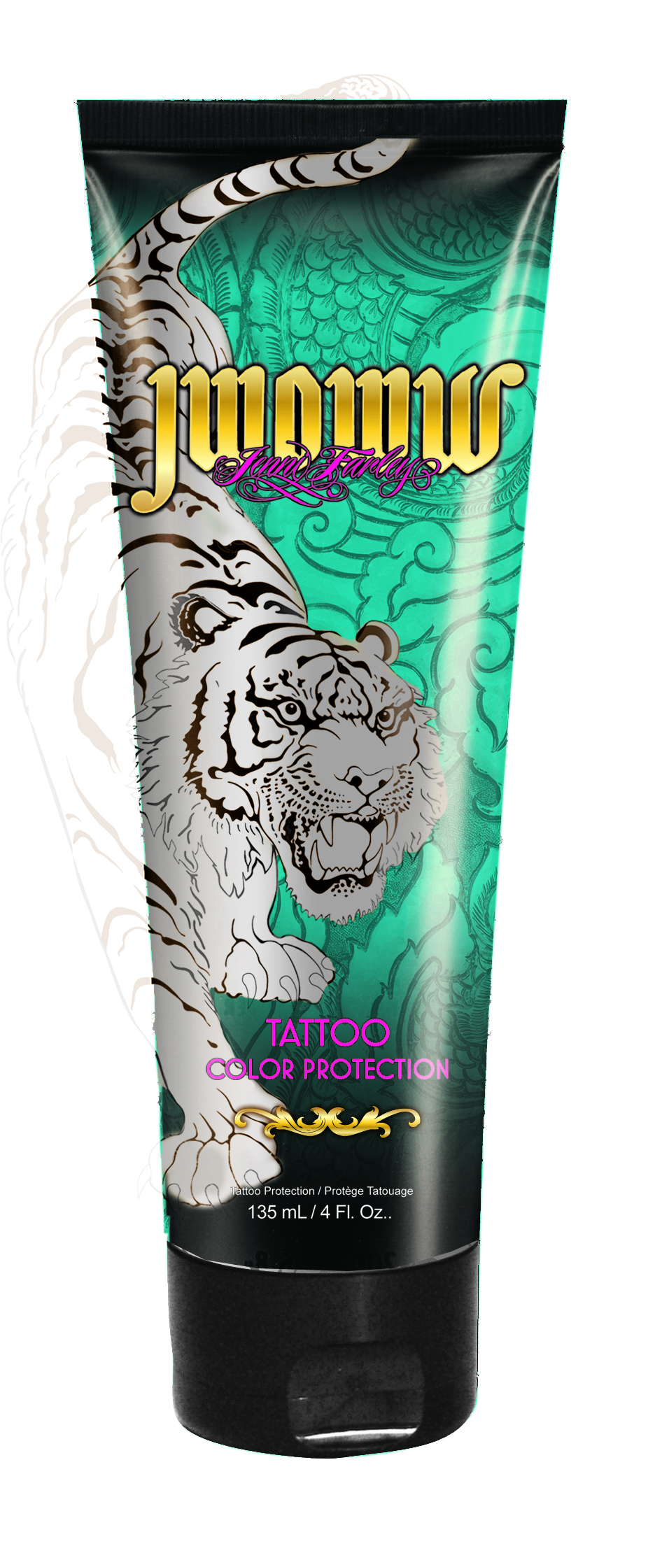 Tattoo Color Protection Cream