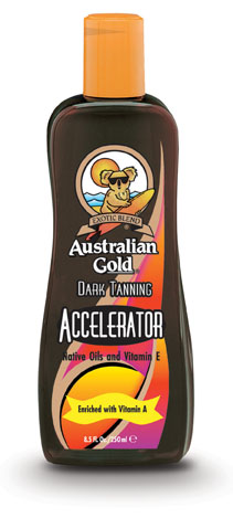Accelerator Spray