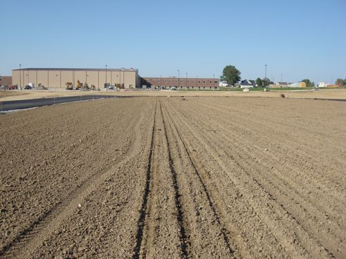 irrigation inc danville athletic field project photo gallery
